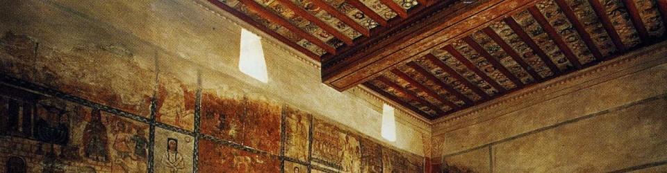 The Synagogue of Dura Europos